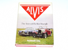 Alvis. The Story of the Red Triangle (Day 1981)
